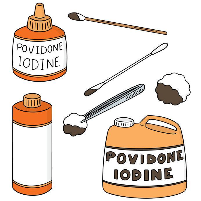 Benefits of Iodine - Myshka Chiropractic